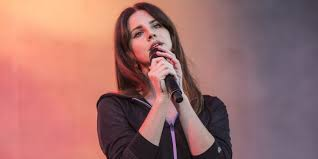 Six Flags Dance Song Lana Del Rey Has A New Song And 2018 Is Off To A Great Start