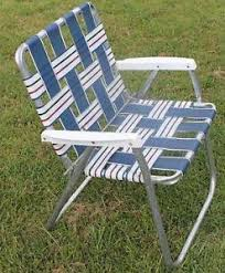 aluminum chair ebay