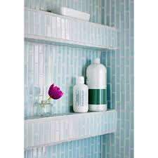 Shelving For Bathrooms 8 Best Shower Shelf Images On Pinterest Bathroom Ideas