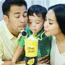 Mango Bomb misteri mango bomb raffi ahmad nagita slavina bisnis kuliner