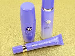 Tatcha Skin Care Reviews Tatcha Luminous Dewy Skin Mist And Deep Hydration Firming Serums