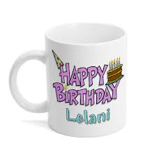 unique engraved gifts happy birthday mug