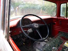 Vintage Ford Truck Steering Wheel - curbside classic 1956 ford f 600 u2013 every neighborhood should have