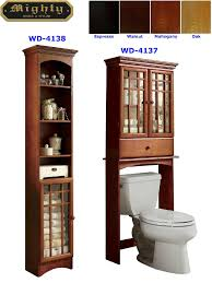 Bathroom Shelving Unit by Vintage Linen Cupboards White Bathroom Cabinet Linen Tower Wd