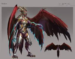 image nex angel of death concept art png runescape wiki