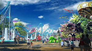 New York 6 Flags Alabama Theme Park Fills A Void For Southern Thrill Seekers