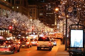 christmas lights in michigan michigan avenue christmas lights chicagoaddick flickr
