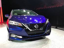 lifted nissan car 2018 nissan leaf driving impressions review business insider