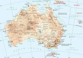 Great Barrier Reef Map Australian Geography Landscape Outback Great Barrier Reef