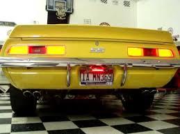 1969 camaro tail lights 1969 camaro led tail lights youtube