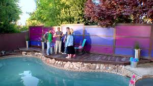 house pool towel new york back of house dusk 1721 santa barbara