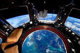 glass bottom spaceship over the bahamas nasa