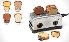 Fun Toaster 55 Of The Coolest Usb Drives U0026 Unique Flash Drives Ever