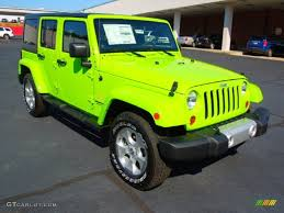 2013 gecko green pearl jeep wrangler unlimited sahara 4x4