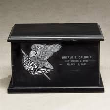 marble urns evermore rectangle marble urn by everlife memorials