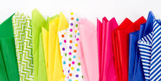 gift tissue paper tissue shred party city
