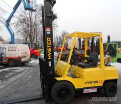 used hyster h 3 20 xm l lpg forklifts year 1999 price 6 867 for