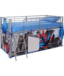 buy spider man tent pack for mid sleeper bed at argos co uk your buy spider man tent pack for mid sleeper bed at argos co uk