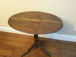 antique tilt top table antique tilt top table furniture in san diego ca offerup