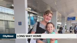 Home Design Jobs Edmonton by Long Way Home For Edmonton Teen Youtube