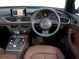 automotive database audi a6