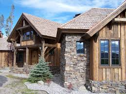 Home Exterior Design Brick And Stone Best 25 Rustic Home Exteriors Ideas On Pinterest Rustic Houses