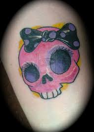 girly skull tattoos presently it appears that became