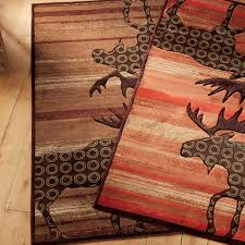 Moose Area Rugs Moose Area Rugs Techieblogie Info