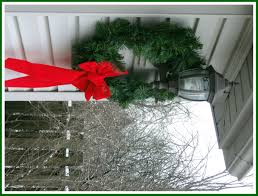 Amazon Outside Christmas Decorations Backyards Garage Christmas Decorations Wreath Door Ideas Miles