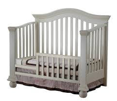 Convertible Crib With Toddler Rail by Amazon Com Sorelle Vista Couture 4 In 1 Convertible Crib