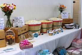 themed bridal shower how to throw a rustic country bridal shower big s