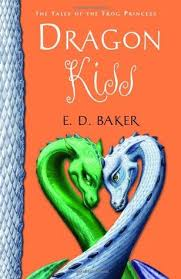 dragon kiss tales frog princess 7 baker