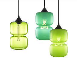 green glass pendant lights pantone s 2017 refreshing color of the year reflects glass pendant