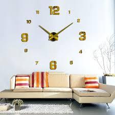 spectacular clock for living room roman large wall clock quartz