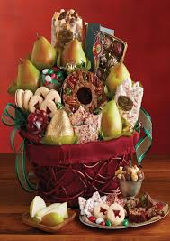 christmas gift baskets for grandparents best images collections