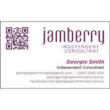 jamberry business cards jamberry consultant business cards