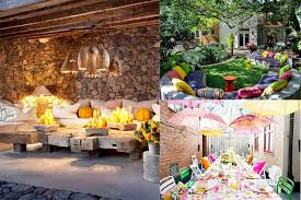 Outdoor Entertaining Spaces - 25 stunning outdoor living spaces