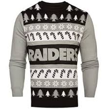 raiders light up christmas sweater men s light up ugly christmas sweaters funny energetic