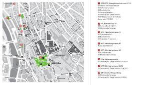 Clu Campus Map Inside Out Archiv Eth Zürich