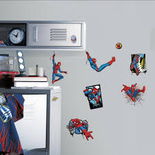 rmk4453scs ultimate spider man stickers ultimate spider man stickers