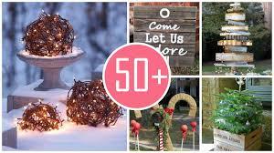 handmade outdoor christmas decorations outdoor christmas