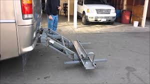 hydra lift hydraulic motorcycle lift for sale used