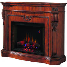 florence 62 inch electric fireplace heritage cherry 33wm0615