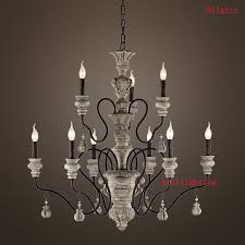 Vintage Wrought Iron Chandeliers Vintage Country Chandelier Retro Creativity Lighting Tree Branch