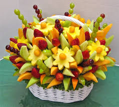 how to make a fruit basket best best 25 edible fruit baskets ideas on fruit
