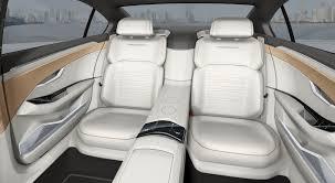 volkswagen phaeton back seat volkswagen c coupe gte hybrid