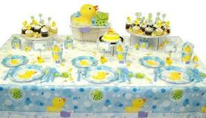 rubber duck baby shower decorations cutiebabes duck baby shower 03 babyshower baby