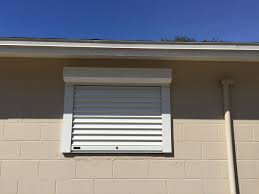 Hurricane Awnings Roll Down Hurricane Shutters Photo Gallery Specialized Aluminum