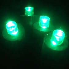green 5c 12 volt car led christmas lights 45314