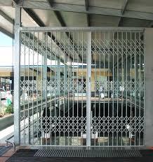 sliding security gate s09 aluminium security door security